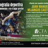 Fotografa Deportiva, Charla de Mayo 2013